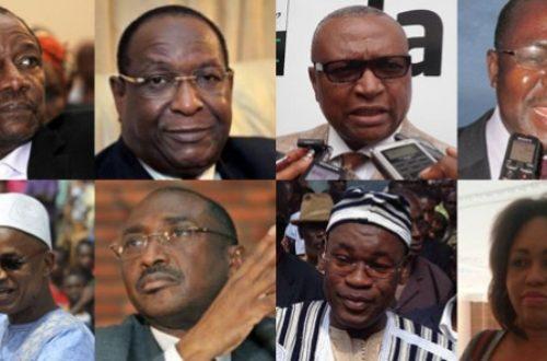 Article : Guinée : certains veulent être président de la République, sans projet de société