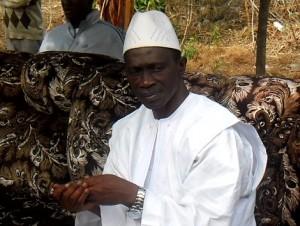 Sadou Keita , gouverneur de Labé , Credit photo : AOB